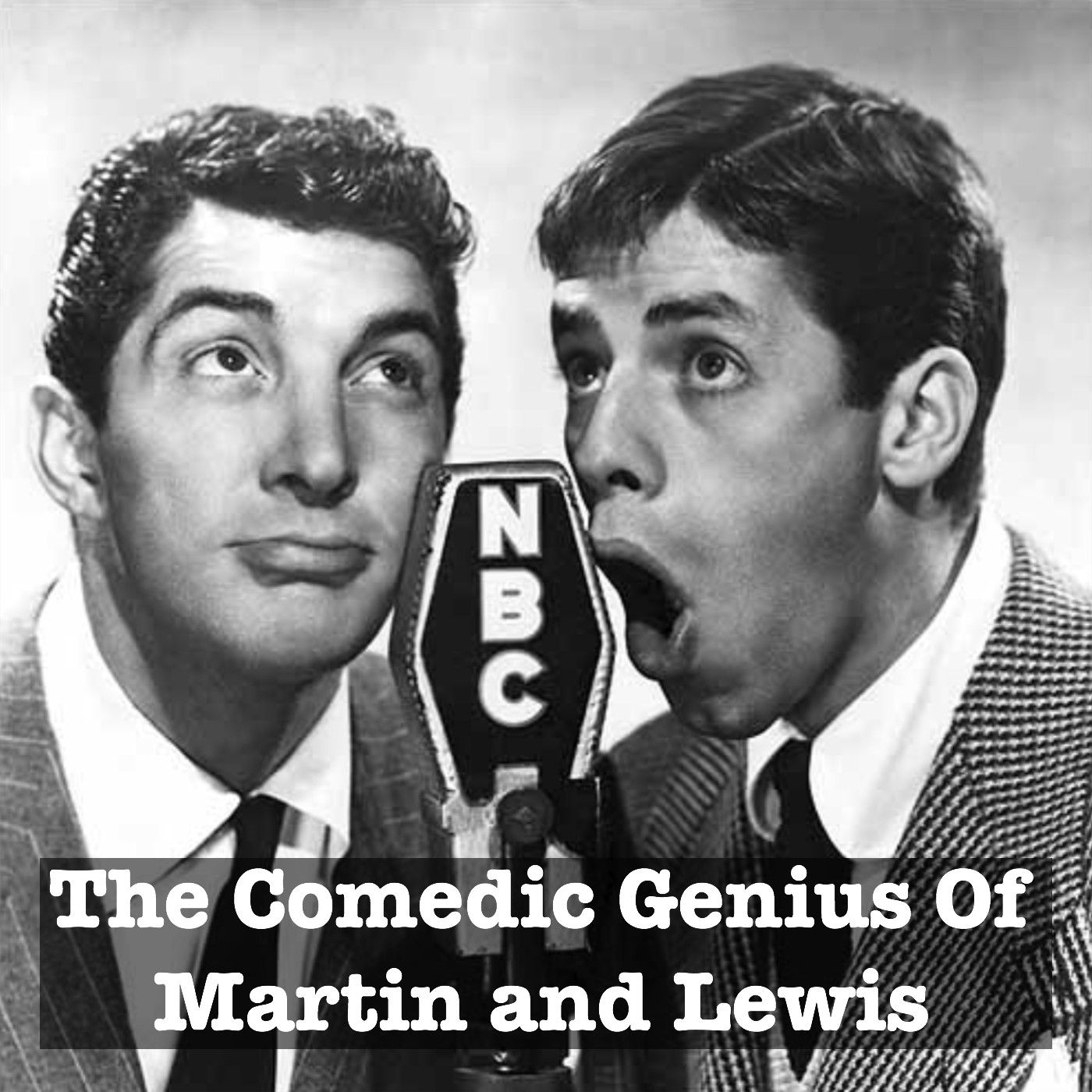 The Comedic Genius of Martin and Lewis